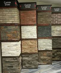 Faux Stone Post Sleeves by We Now Carry Canyon Stone Available In Various Lightweight