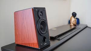 Bookshelf Speaker Design Edifier R1700bt Bluetooth Bookshelf Speakers Active Near Field