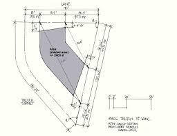 irregular lot house plans building on an irregularly shaped lot