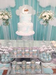 baby showers shimmering heaven sent baby shower baby shower ideas themes