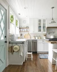 farmhouse kitchens ideas 50 modern farmhouse kitchen cabinet ideas crowdecor