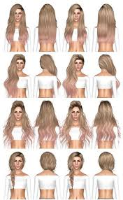 hair color to download for sims 3 the sims resource matte lipsticks by serenity cc sims 4
