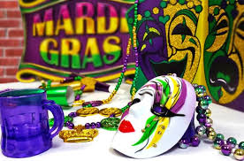mardi gras party favors holidays at amols party supplies