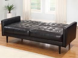 furnitures tufted sleeper sofa fresh tufted leather sleeper sofa