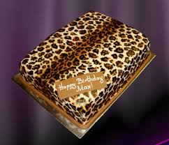 17 best ideas about cheetah print cakes on pinterest leopard