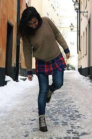 imagenes look invierno perfecta en invierno glamour