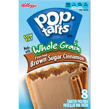 halloween pop tarts kellogg u0027s pop tarts frosted brown sugar cinnamon low fat toaster