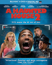 amazon com a haunted house 2 blu ray marlon wayans jaime
