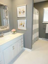 cheap bathroom remodel ideas white toilet on gray tile floor wall on the black tile mount racks floating washbasin