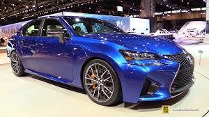 lexus sedan gs 2015 lexus gs f sedan exterior and interior walkaround 2015