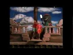 Vhs Barney U0026 Backyard Gang by Barney U0026 The Backyard Gang Barney Goes To Episode 6