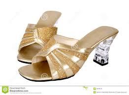 Footwear Elegant Ladies Footwear Royalty Free Stock Photography Image