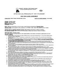 notice to pay rent or quit nj sample form fill online printable