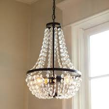 Potterybarn Chandelier Pottery Barn Mia Faceted Chandelier Look 4 Less