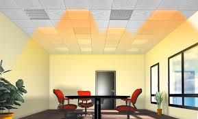 radiante a soffitto pannello radiante elettrico da soffitto dybox airelec