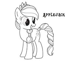 My Little Pony Coloring Pages Apple Jack Cartoon Coloring Pages My Pony Coloring Pages Fluttershy Equestria Free
