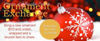 of fellowship ornament exchange fellowship greenwood