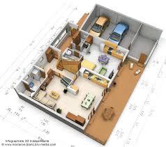 faire plan de cuisine en 3d gratuit plan de maison en 3d gratuit dessin charmant logiciel pour concevoir