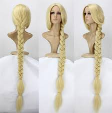 new arrival movie tangled princess rapunzel wig 120cm 47