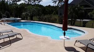 pools plus fiberglass pools new pool installation pool cleaning
