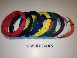 pack 16 gage txl wire eight 8 colors 25 foot each color