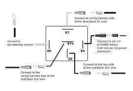 relay wiring diagram 6 pole wiring diagram weick