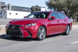 2017 lexus gs 350 f sport test review
