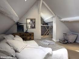 decoration chambre comble avec mur incliné decoration chambre comble avec mur incline visuel 5