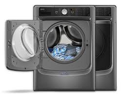 refrigerator outlet near me stacking washer and dryer laundry appliances washers and dryers maytag