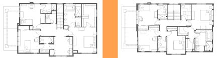 multiple family house plans pop tops u2013 studiohoff architecture denver colorado residential