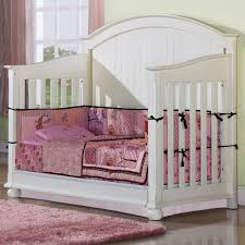 creations southport collection convertible crib w guard rail