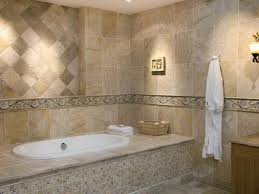 BATHROOM TILE IDEAS TO EMPHASIZE SPACE AND CREATE VISUAL APPEAL - Bathroom tile design
