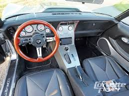 custom c3 corvette dash 1973 chevrolet corvette custom 2 door hardtop 138077