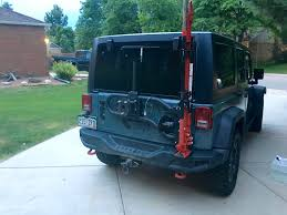 jeep tire carrier jeep gear update tailgate organizer and rear tire carrier u2013 nomad