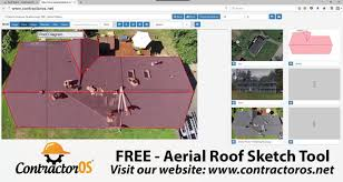 free roof sketch tool for roofing contractors contractoros