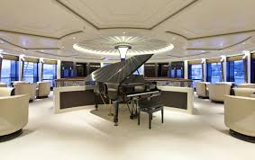 serene yacht interior wow experience yachts services team