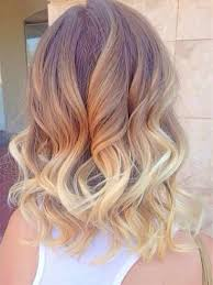 short hairstyles ombre stylish medium ombre short hairstyles for women