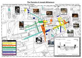Floor Plans With Secret Passages Map Friends Of Williamson S Tunnels