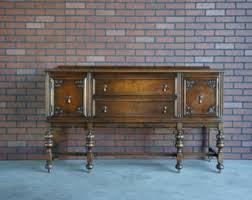 Antique Sideboard For Sale Antique Buffet Etsy