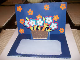 how to make handmade greeting card in blue color trendy mods com