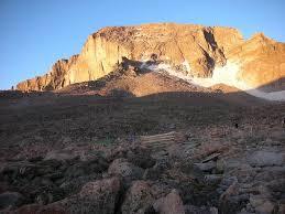 Longs Running Commentary Rocky Mountain National Park Longs Peak