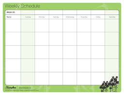 the 25 best monthly schedule template ideas on pinterest