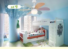 lumiere chambre enfant enfants de ventilateurs de plafond led simple fan de mode lumière