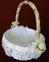 wedding baskets wedding flower delivery to bulgaria cvetnobiju send