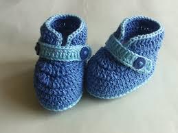 Baby Blue Cushions Sapatinho De Bebe De Croche Pesquisa Google Baby Aulas Meninos