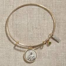 st jude bracelet st jude bracelet with swarovski shop monastery products
