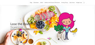 13 examples of diet and nutrition websites built with divi