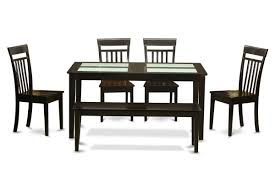 Dining Room Set Fantastic Set Of 4 Dining Room Chairs Furniture On Home