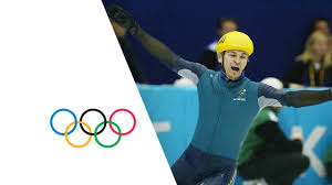 Most Decorated Winter Olympian - the most unexpected gold medal in history steven bradbury salt