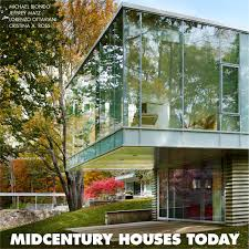 Midcentury Modern House - five fascinating mid century modern architecture books the ranch